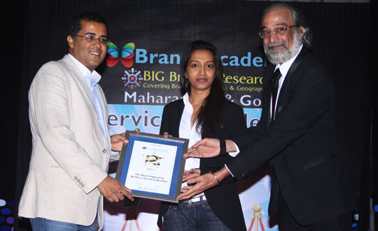 PNC's Moksh Wins Most Happening Wellness Brand Award 2011