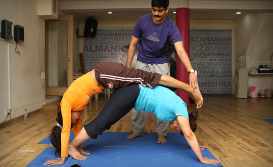 Moksh & Hindustan Times launch Mission Fitter Mumbai 2011, Mumbai's biggest wellness festival